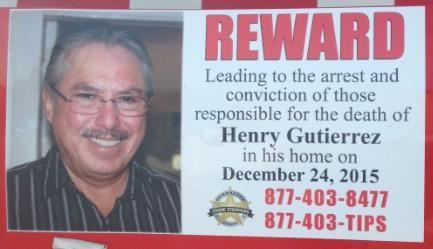 Murder of Henry Gutierrez