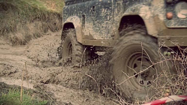 Mudders Damage Farm Fields